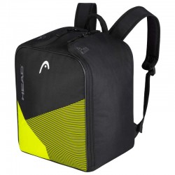 HEAD Boot Backpack black/yellow (2021)