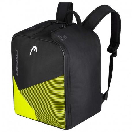 HEAD Boot Backpack black/yellow (2021)