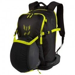 HEAD Freeride Backpack black/yellow (2021)