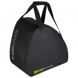HEAD Bootbag black/yellow (2021)