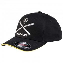 HEAD RACE BASE CAP BK (2021)