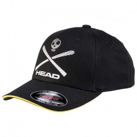 HEAD RACE BASE CAP BK (2021)