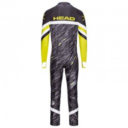 HEAD MEN'S RACE FIS SUIT UNPADDED BKYW (2021)