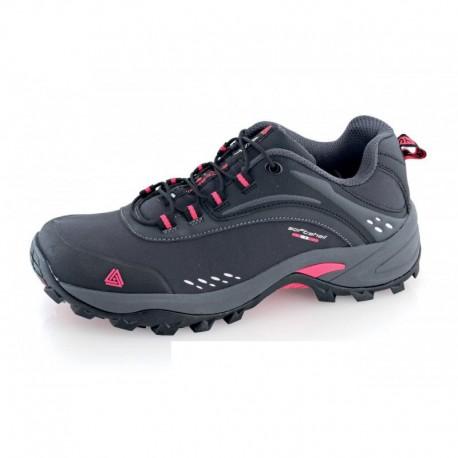 Women's hiking shoes black ASTROLABIO