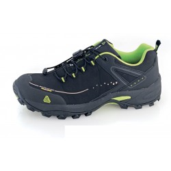 Men's hiking shoes black ASTROLABIO