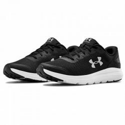 Men's Running Shoes Under Armour Surge 2 black/white