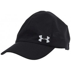 Women's UA Launch Run Cap black