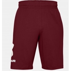 Men's UA Sportstyle Cotton Graphic Shorts cordova