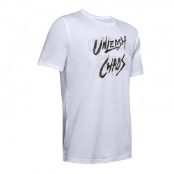 Men's UA Baseline Mantra T-Shirt white