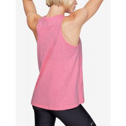 Under Armour Charged Cotton Adjustable Tank pink