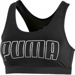 Μπούστο Puma 4Keeps Bra Black