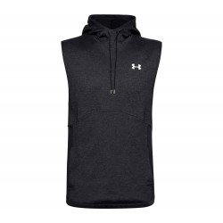 Men's Under Armour DOUBLE KNIT SL HOODIE black