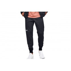 Men's Under Armour Double Knit Joggers black