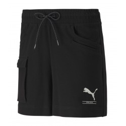 Γυναικείο Puma Nu-tility 4 Shorts black