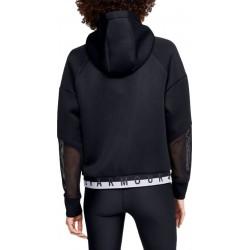 Women's UA /MOVE Mesh Inset Full Zip black