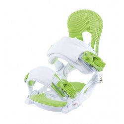 Women Snowboard Bindings HEAD  NX FAY I White