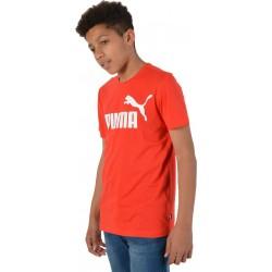 Puma Essential Logo red
