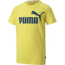 Puma Essential Logo yellow