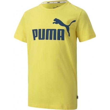 Puma Essential Logo yellow