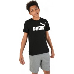 Puma Essential Logo black