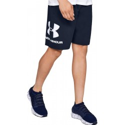 Men's Under Armour Sportstyle Cotton Graphic blue