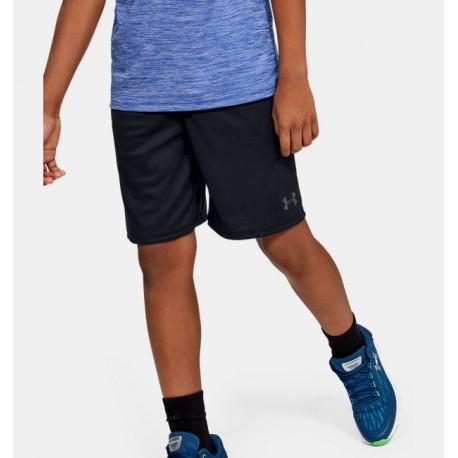 Boys' UA Prototype Wordmark Shorts black