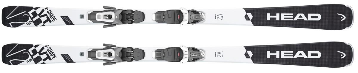 Σκι HEAD V-Shape V2 με δέστρα PR 11 (2019)