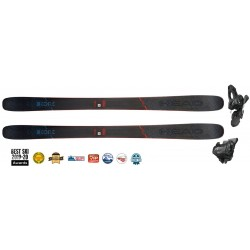 Ski HEAD Kore 99 grey + ATTACK 11 (2020), 315439-11