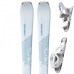 HEAD SKI EASY JOY SLR + JOY 9 (2021)