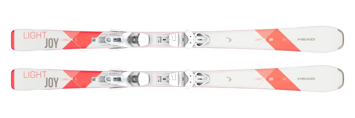 HEAD Ski Light Joy R + Joy 9 (2020)