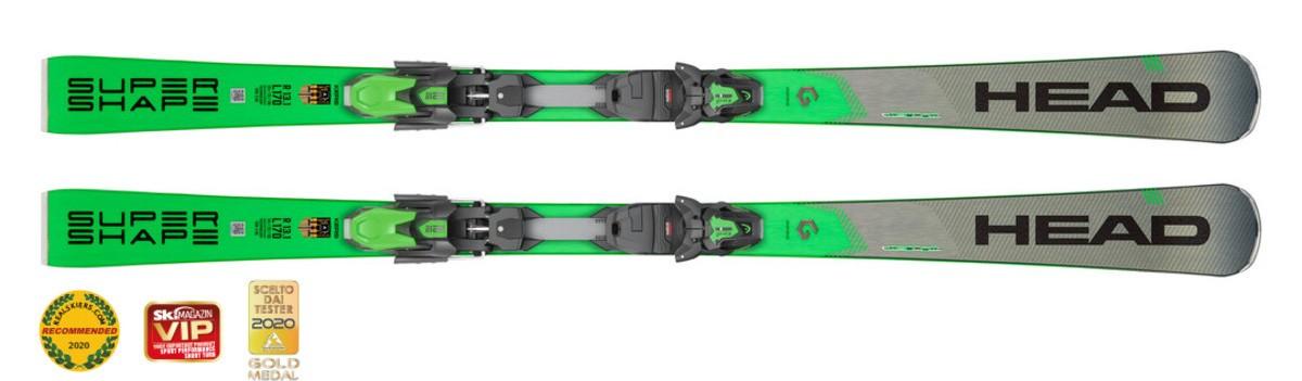 Ski HEAD Supershape i.Magnum SW +PRD 12 GW (2020)