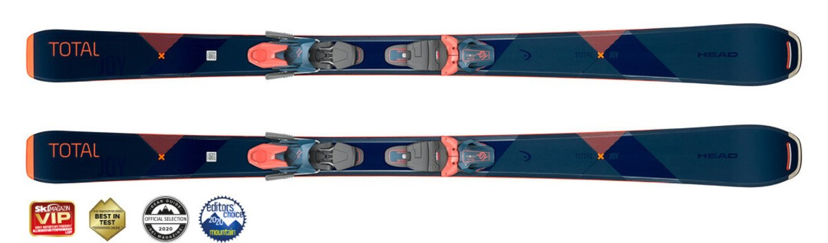 Ski HEAD Total Joy SLR + Joy 11 GW (2020)