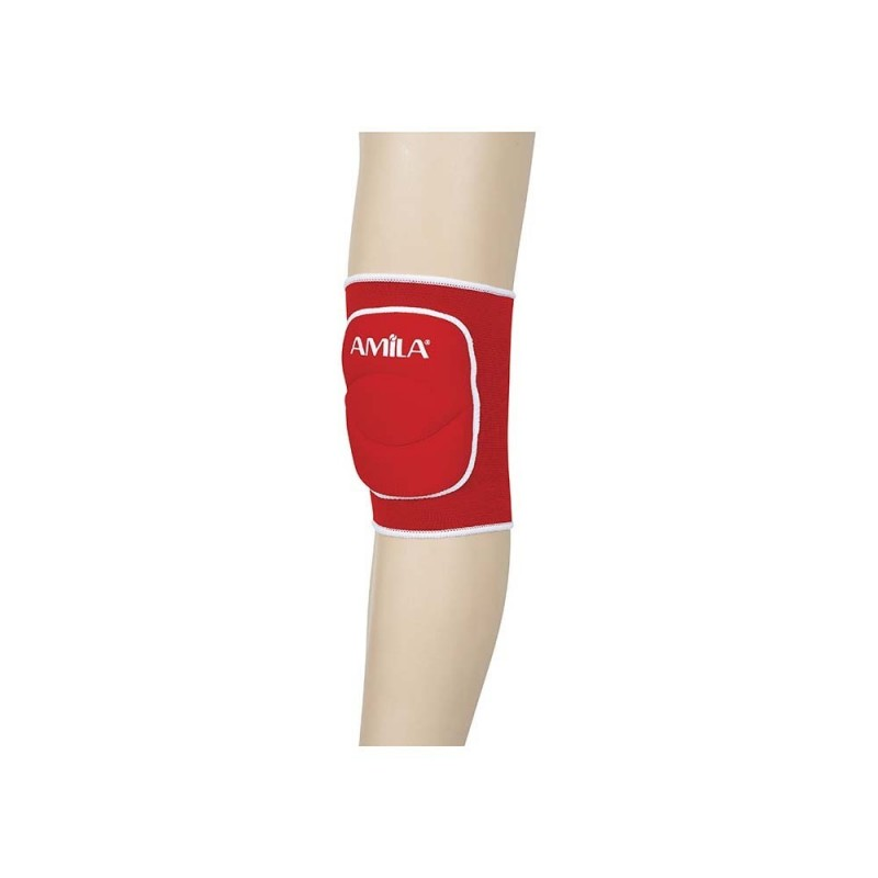 Knee Guard Volley AMILA red, 83008