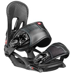 Women Snowboard Bindings HEAD  NX FAY I black