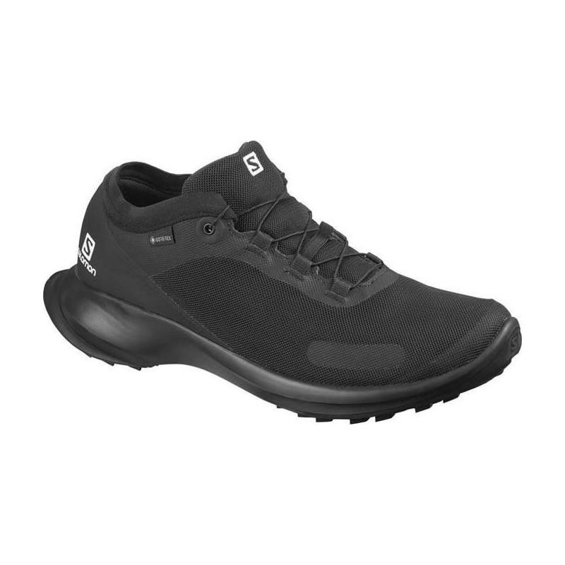 Men's Trail Running Shoes Salomon Sense Feel GTX black, 409663 29