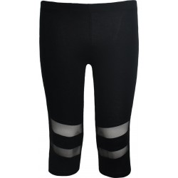 Kid's Leggings black ENERGIERS