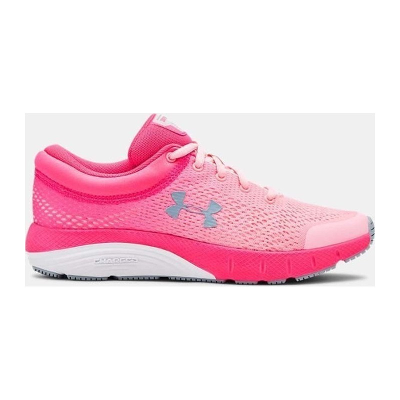 Running Shoes Under Armour Primary School Bandit 5 pink, 3022086-601