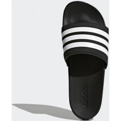 Adidas Adilette Cloudfoam Plus Stripes black/white, AP9971