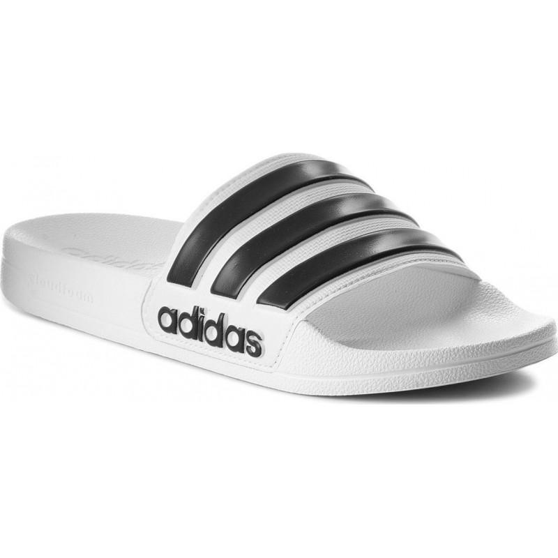 Adidas Adilette Cloudfoam white, AQ1702