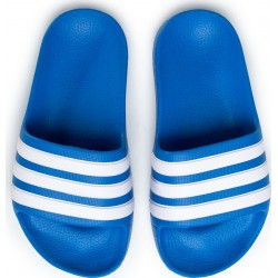 Adidas Adilette Aquak Κ blue/white, EF1752