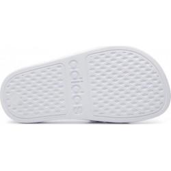 Adidas Adilette Aqua K silver/white, F35555