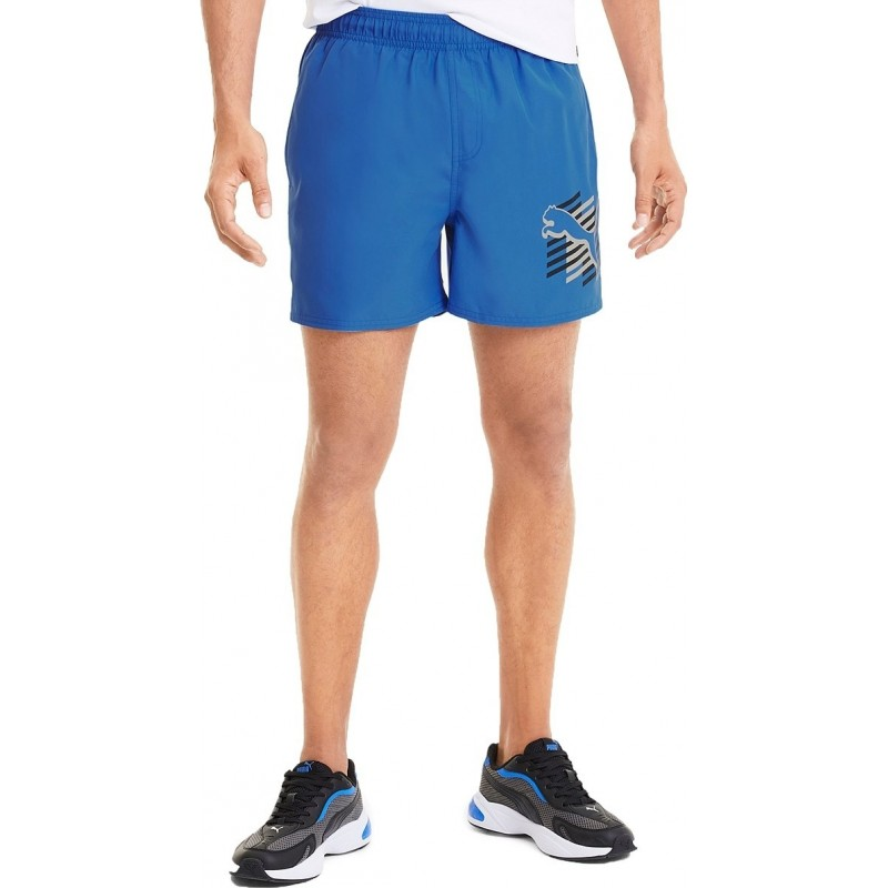 Puma Essential Summer Shorts blue, 843728-41