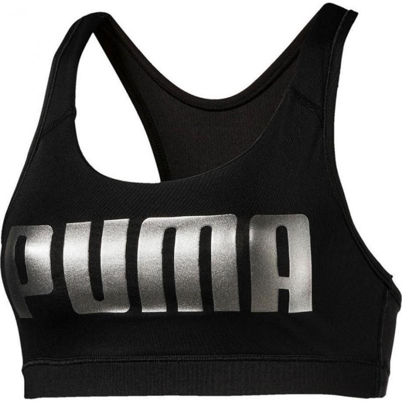 Puma 4Keeps Mid Impact black, 516996-06