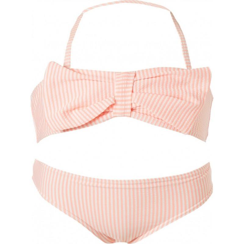 Παιδικό μαγιό bikini σομόν ENERGIERS, 36-219212-8